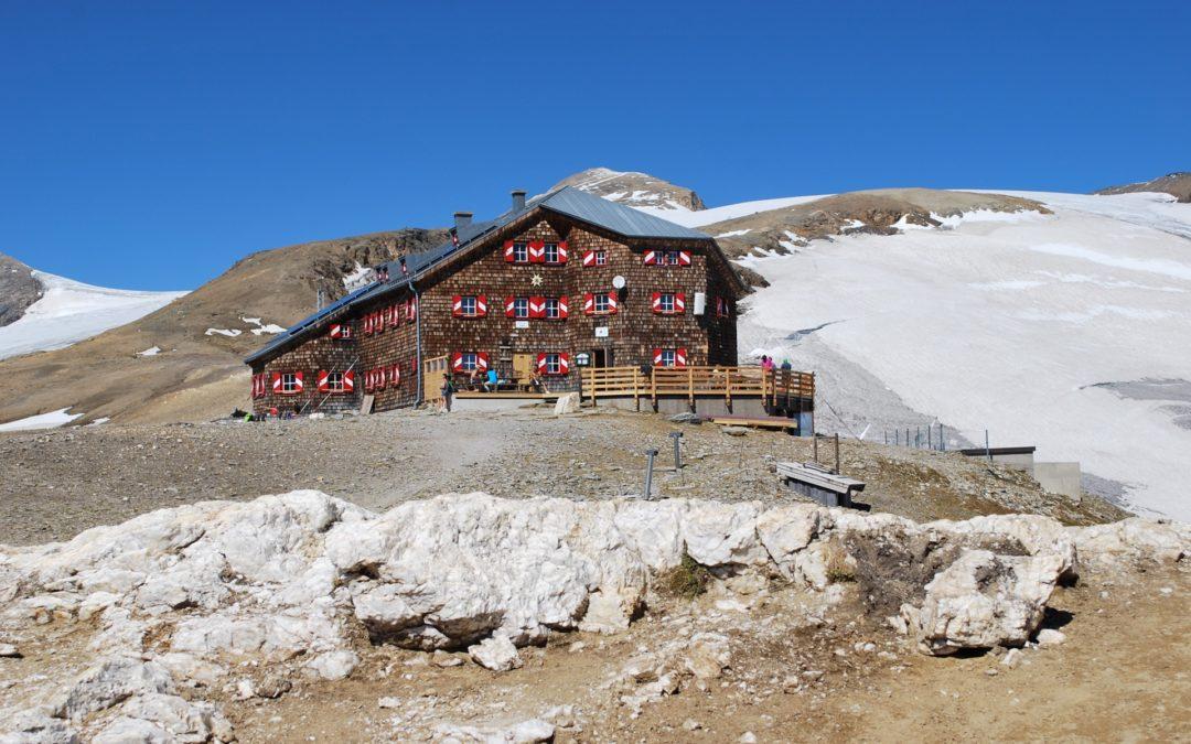 Kaiser Franz Josef Höhe (2.362m) – Oberwalderhütte (2.972m), Großglockner