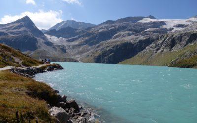 Weißsee – Stubacher Kees – Rudolfshütte (2.304m)