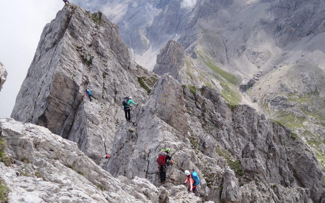 Klettersteig Lienz : Madonnen klettersteig archive botschaftderstille