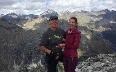 Almerhorn (2.985m) vom Stallersattel, Osttirol