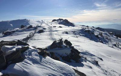 Geierkogel (1.917m) Schneeschuh Wanderung Saualpe