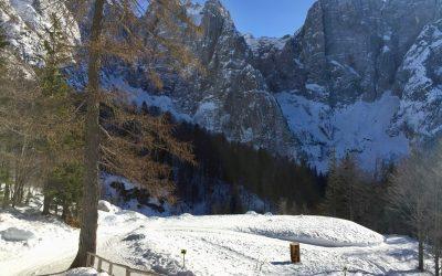 Rif. Luigi Zacchi (1.380m) Schneeschuh Tour