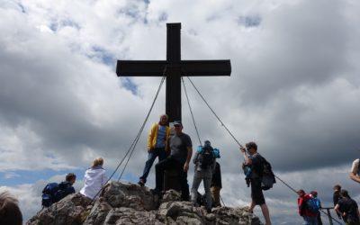 Hochlantsch Klettersteig C/D, Steiermark
