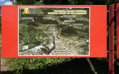 Bosnische Pyramiden – Bosnien – Herzegowina 2019
