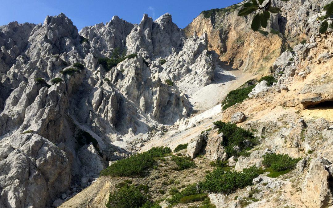 Mela Koschuta (1.690m) Geo Trail, Kärnten