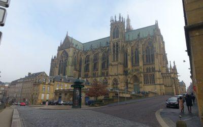 Metz – Frankreich