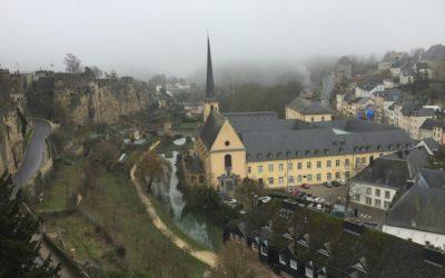 Luxemburg – Altstadt