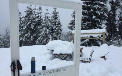 Pyramidenkogel Schneeschuhwanderung – Kärnten