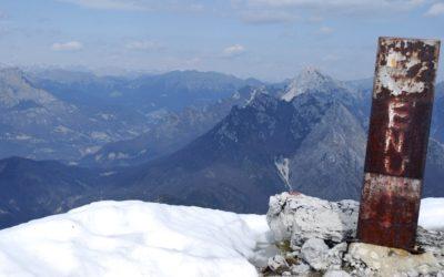 Monte Amariana (1.905m), Südliche Karnischen Alpen, Italien